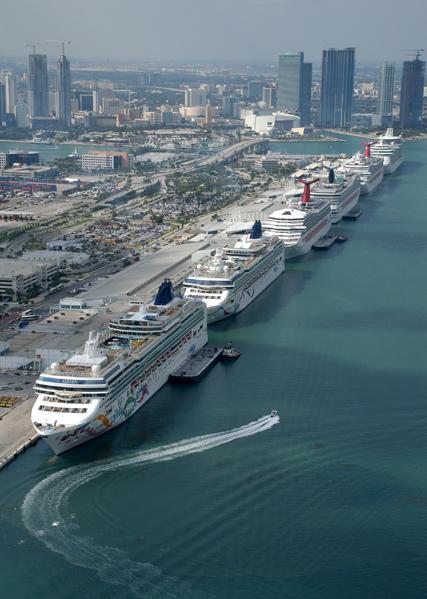 Begin Your Cruise At Miami Florida Cruise Notes - Miami cruise