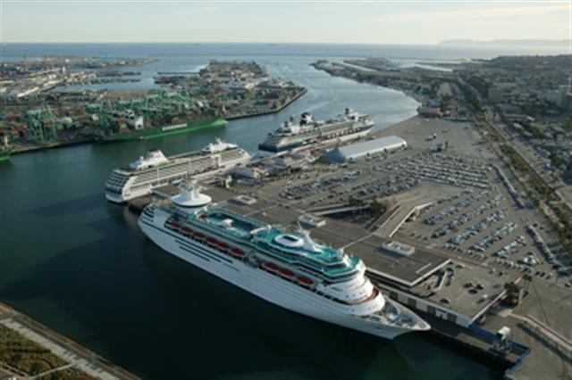 Long Beach  Cruise Notes