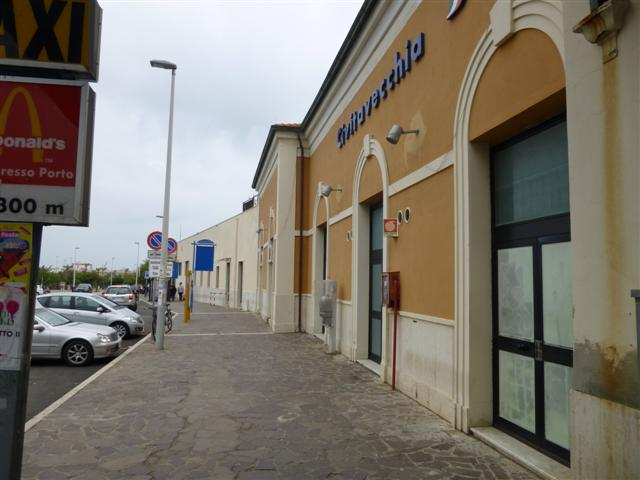 Cruise Port Cruise Notes - Civitavecchia train station to cruise ship